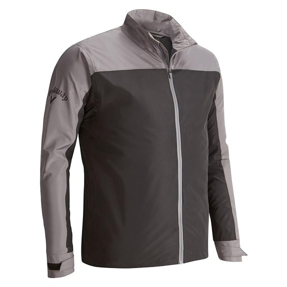 Callaway Corporate Waterproof męska kurtka, caviar