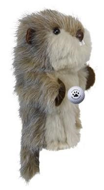 Daphne's Gopher driver headcover, Syseł