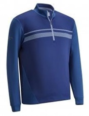 Callaway Long Sleeve High Gauge Fleece 1/4 zip męski swetr