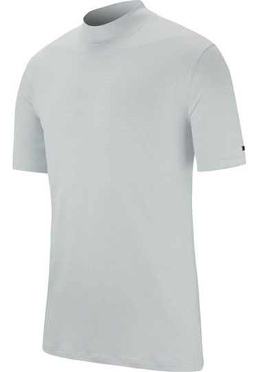 Nike Tiger Woods Mock Neck Dry  męskie polo
