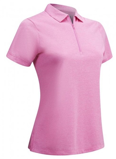 Callaway Heather 1/4 Zip damskie polo