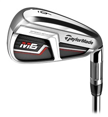 "TaylorMade M6 irony męskie, grafit, +1"", 2° up LIE"