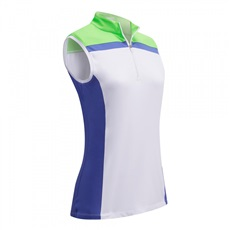 Callaway 3 Colour Block damskie polo