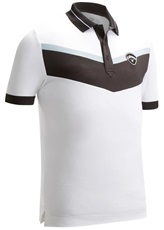 Callaway 3 Colour Blocked męskie polo