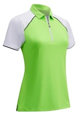 Callaway 1/4 Zip Colour Block damskie polo
