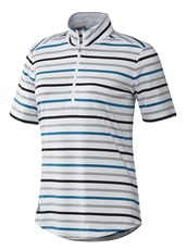 Adidas Ultimate Stripe damskie polo
