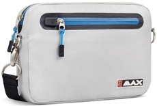Big Max Aqua Value bag, silver/cobalt