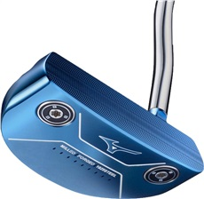 Mizuno M-Craft 3 Blue ION putter + weight kit