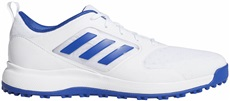 Adidas CP Traxion SL TEX męskie buty golfowe, cloud white/ team royal blue/silver metallic