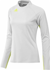 Adidas UV Long Sleeve Base damski thermo top, biały