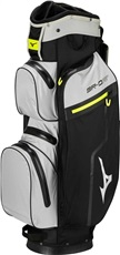 Mizuno BR-Dri Waterproof cart bag, czarno/szary