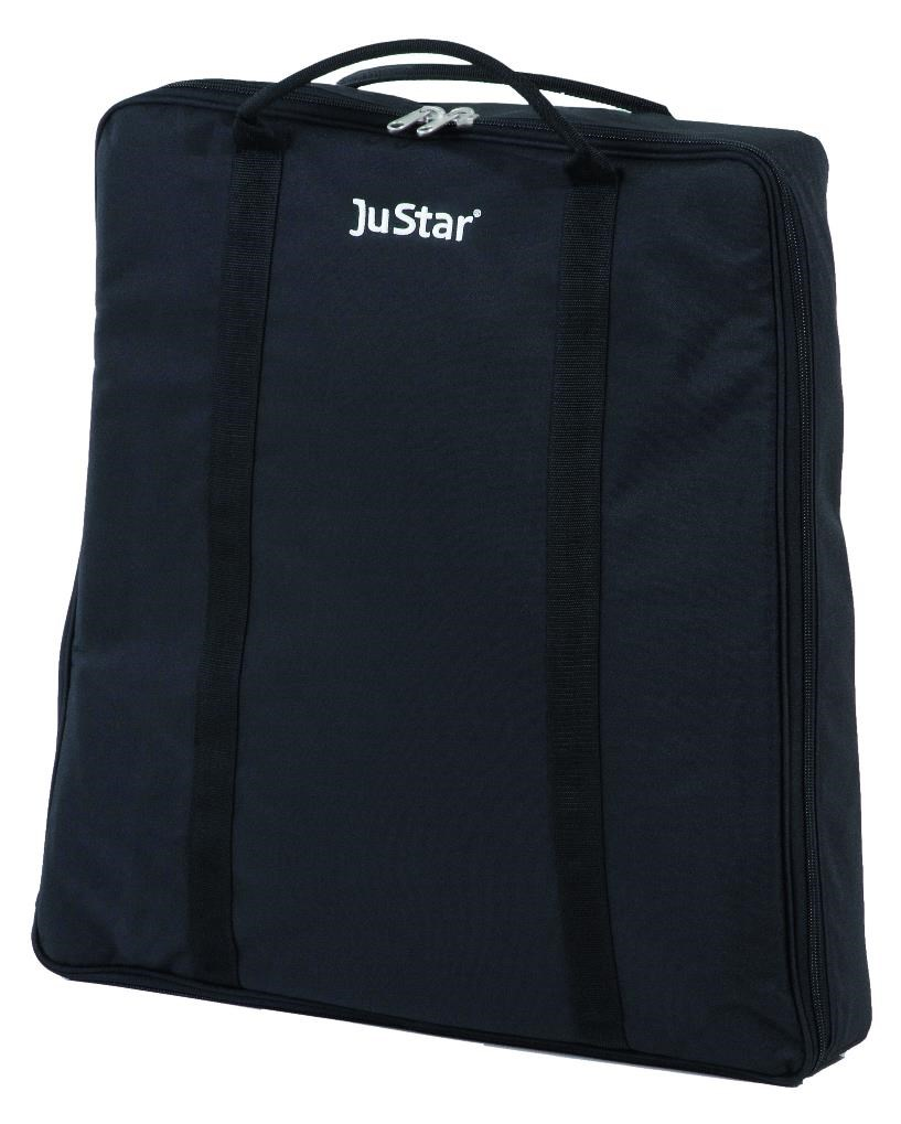 JuStar Carry Bag troba transportowa na Carbon Light, Silver a Silver manual