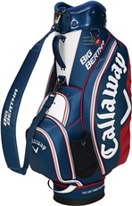 Callaway Big Bertha Mini Cart Staff cart bag