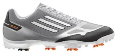 Adidas adizero One WD mens shoes 2014, grey/orange/white