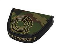 Odyssey Camo Mallat headcover na putter