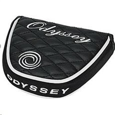 Odyssey Ladies Quilted Mallat headcover na putter