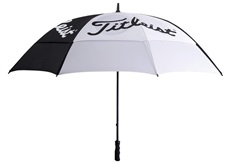 Titleist Double Canopy parasol, 68""