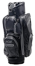 JuCad Aquastop cart bag, czarno/szary