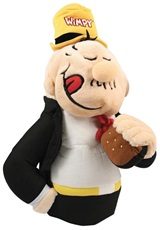 Popeye Wimpy headcover