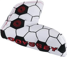 Odyssey Soccer Blade headcover na putter