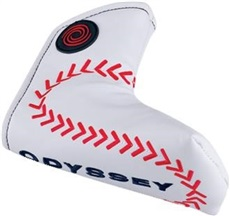 Odyssey Baseball Blade headcover na putter