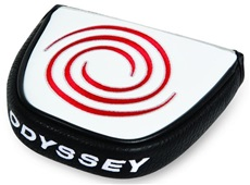 Odyssey Tempest II Mallet headcover na putter