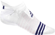 Adidas cool dry ladies socks 2016, white/purple