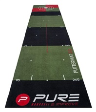 Pure 2 Improve Putting Mat 3.0 dywan do puttowania, 62x300cm