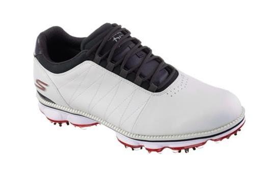 c4bc88577ffcd7 Skechers Go Golf Pro buty męskie, biało/granatowo/czerwone | Golf ...