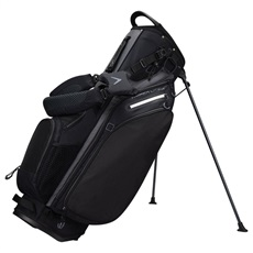 Callaway Hyper-Lite 4 Double Strap stand bag, czarny