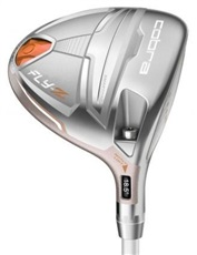 Cobra Fly-Z Silver Flower Pearl damskie fairway wood