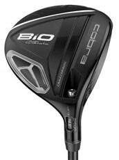 Cobra Bio Cell Black męski fairway wood