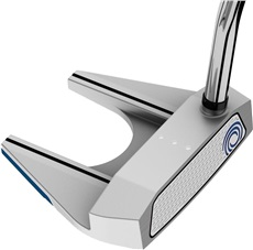 Odyssey White Hot  RX #7 putter + SuperStroke grip
