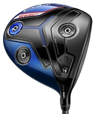 Cobra King F7 Blue driver męski