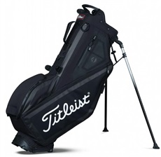 Titleist Players 4 stand bag - czarny