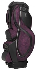 Ogio Majestic cart bag, merlot