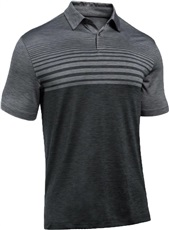 Under Armour Coolswitch Upright Stripe męskie polo