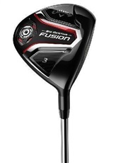 demo Callaway Big Bertha Fusion mens fairway wood, MLH, 5FW, 18, regular