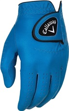 Callaway Opticolor mens glove 2017, blue