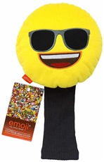Emoji Face 7 Sunglasses headcover