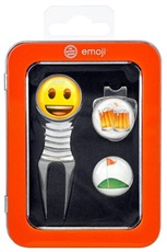 Emoji Beer and Golf Pitchfork z markerem