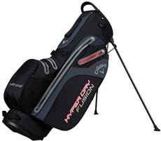 Callaway Hyper Dry Fusion stand bag, czarny