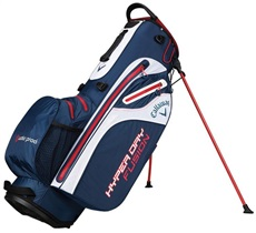 Callaway Hyper Dry Fusion stand bag, granatowy