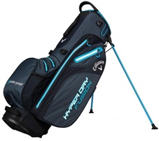 Callaway Hyper Dry Fusion stand bag, tytanowy