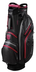 Big Max Dri Lite Active cart bag, szaro/różowy