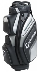 TaylorMade Deluxe cart bag, czarno/szary