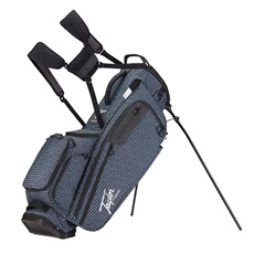 TaylorMade FlexTech Lifestyle stand bag, houndstooth