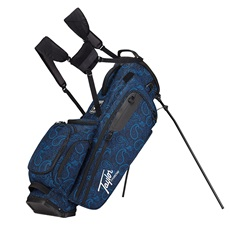 TaylorMade FlexTech Lifestyle stand bag, paisley