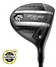 Cobra King F8 Gray męski fairway wood