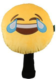 Winning Edge Emoticon Tear Drops Deluxe Headcover